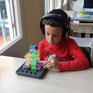 Terapia Auditiva, ejemplos reales con niños
