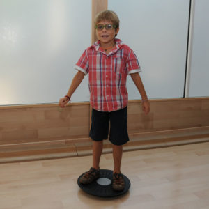 Terapia visual, ejemplo de ejercicios realizados