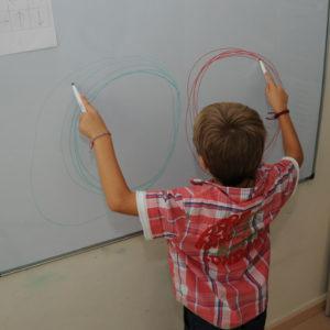 Terapia Visual, algunos ejemplos de los ejercicios realizados en el centro de optometría